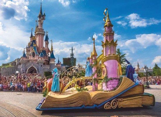 Schnabu | Paris Disneyland Vorschau